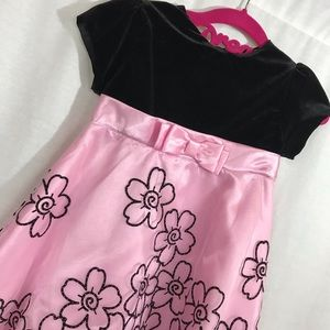 Other - 🆑 Pink and Black Formal Dress